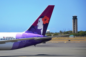 Flight check: Auckland to Honolulu
