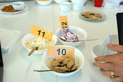 Judging at the New Zealand Ice Cream Awards was tough this year with a record 340 entries. Photo / supplied