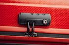 Suitcase with a TSA lock. Photo / 123RF