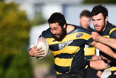 Bevan Moody in action for Waitohi. Photo / Supplied