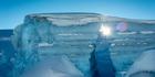 The Pemberton Ice Cap.