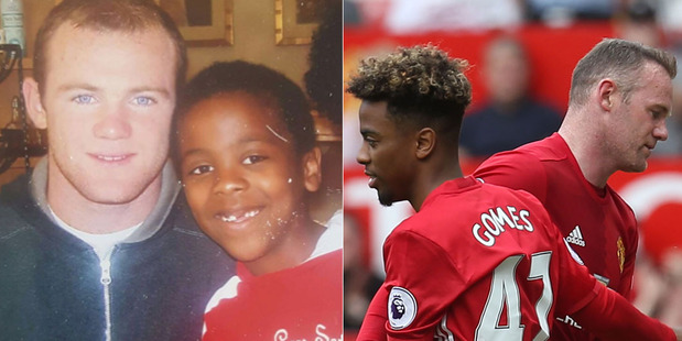 Angel Gomes: 'Manchester United debut a dream come true'