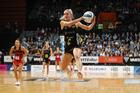 Magic centre Ariana Cable-Dixon during the ANZ Premiership netball match. Photo / Photosport
