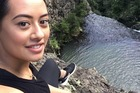 West Auckland crash victim Phylicia Tamatoa. Photo / Facebook