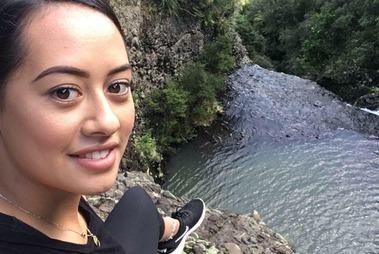 West Auckland crash victim Phylicia Tamatoa. Photo / Facebook