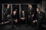 The All Blacks have signed a a new sponsorship deal with luxury Swiss watch maker Tudor. Photo / Supplied