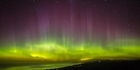 Watch: Watch: Stunning aurora time-lapse