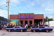 BurgerFuel ran a promo event at its flagship store in Indianapolis leading up to its opening today. Picture / Supplied
