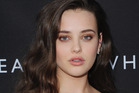 Actor Katherine Langford from 13 Reasons Why. Photo / Getty Images