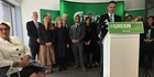 The Greens say their candidates list reflects New Zealand's diversity. Photo / Audrey Young