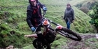 Watch: Mud, guts and Motocross