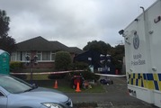 Checketts Ave house of missing Christchurch man Michael McGrath. Photo / Kurt Bayer