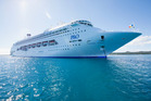 The Pacific Jewel will be based in Auckland next winter. Photo / Supplied.