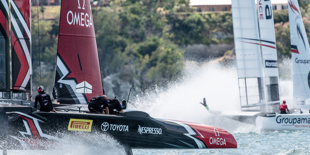 Sailing-How the America's Cup races will decide the victor