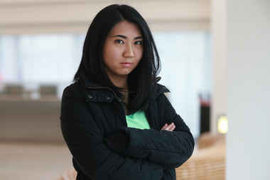 Sumire Tachibana says she felt Fitlink had breached its contract when it lost its REPs recognition. Photo / Doug Sherring