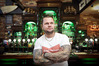 Mount Mellick Irish Pub owner Carl Willetts says it is hard to find chefs and duty managers. Photo / Andrew Warner