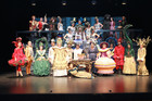 The entire cast of Hawera Repertory's production of Beauty and the Beast work well together to put on a fantastic family show well worth watching.