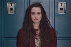 Still from the Netflix series 13 Reasons Why.  Photo / Supplied