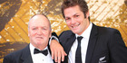 Richie McCaw amd Sir Graham Henry will feature at an AIG speakers event next month. Photo / file
