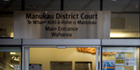 Kalpana Narayan was sentenced at the Manukau District Court. Photo / Natalie Slade