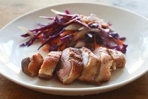 Delaney Mes' delicious duck recipes