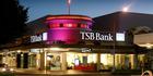 TSB Bank has topped a customer satisfaction survey. Photo/Warren Buckland.