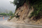 Slips sparked by Cyclone Cook across Hawke's Bay are still being cleared in some areas.  Photo/Paul Taylor