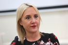 Education Minister Nikki Kaye. Hawke's Bay Today Photograph by Duncan Brown.