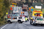 Man killed at road works named
