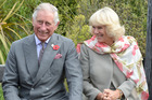Camilla has opened up about her relationship with Prince Charles. Photo / Getty Images
