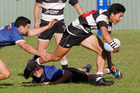 Centre Shelford Murray had a blinder as Kamo picked up their fifth consecutive Bayleys Premier win. Photo/John Stone