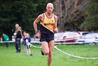 Dominant: Lucas Duross blitzed the field in the senior men's race on Saturday. Photo/Hastings Harriers Club