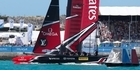 Watch: Team NZ beat France but lose to Oracle