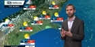 Watch: MET Service weather outlook for Christchurch