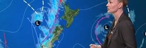 MetService weather update National
