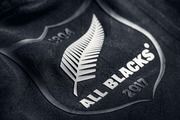 A new All Blacks jersey badge has been revealed ahead of the Lions tour. Photo / adidas New Zealand on Twitter