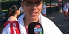 Watch: Marina Erakovic prepares for French Open