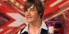 Watch: Watch: Liam Payne watches his X Factor audition
