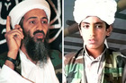 Osama bin Laden's son, Hamza bin Laden, has grown up to become the new voice of al Qaeda. Photos / AP, supplied
