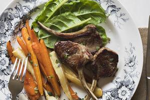 Hearty, winter-warming vegetarian meals