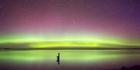 Watch: Watch: Time lapse of Aurora Australis
