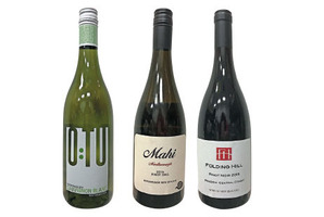 Party time with these wines for the weekend