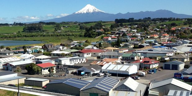 The Waitara Endowment lands were the first confiscated at the Land Wars in Taranaki. Photo / Carl Chenery