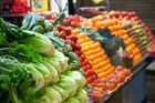Food prices rose in the March quarter with fruit and vege was up 16pc. Photo / 123RF