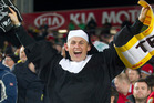 We still love our footy but it's no longer the national religion. Photo / Alan Gibson