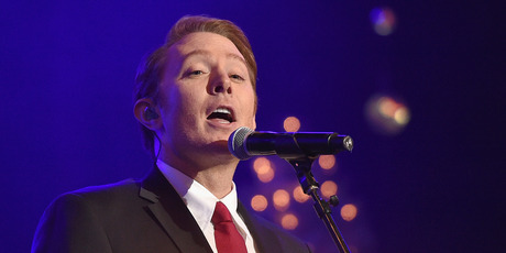 Clay Aiken was a contestant on Celebrity Apprentice in 2012. Photo / Getty