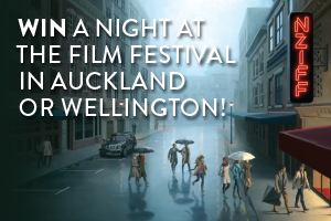 Win a night out with New Zealand International Film Festival