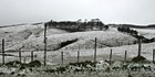 View: Snow, wind and rain Manawatu