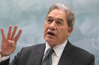 NZ First leader Winston Peters. Photo / Mark Mitchell