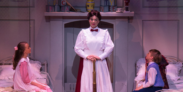 New Plymouth Operatic Society's Mary Poppins is Practically Perfect in every way...